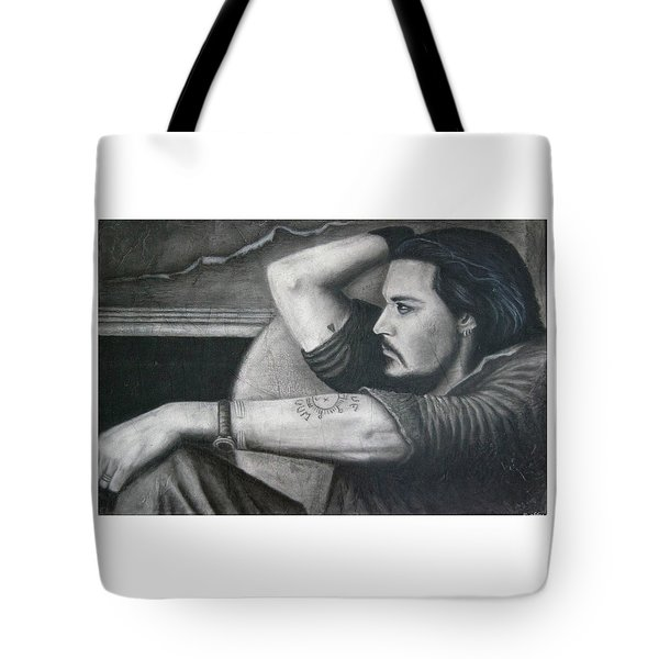 Deep Contemplation  Tote Bag