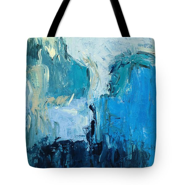 Deep Desires Of The Heart Tote Bag