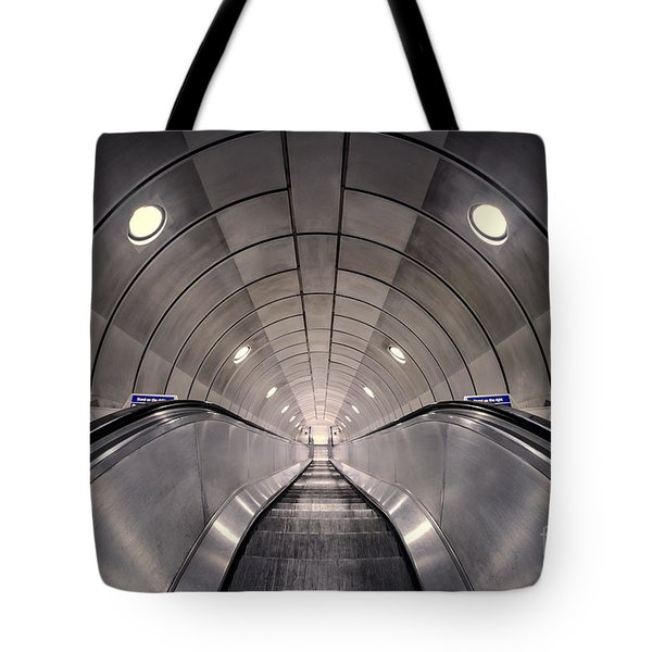 Deep Down Below Tote Bag
