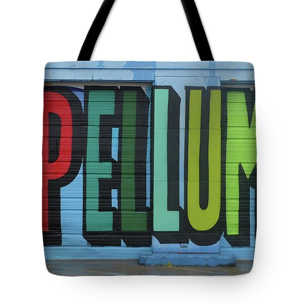 Deep Ellum Wall Art Tote Bag