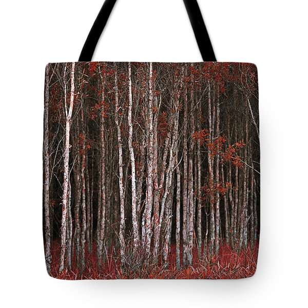 Deep Forest 2 Tote Bag