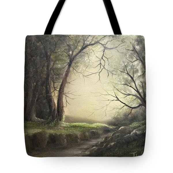 Deep Hollow  Tote Bag