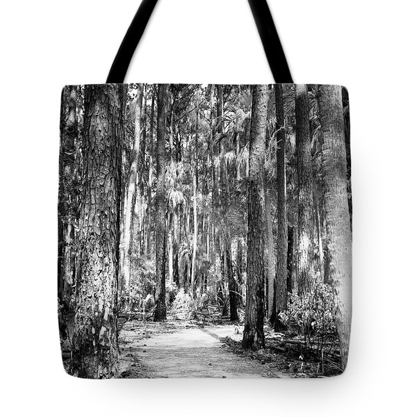 Deep In The Woods  Tote Bag by Phill Doherty