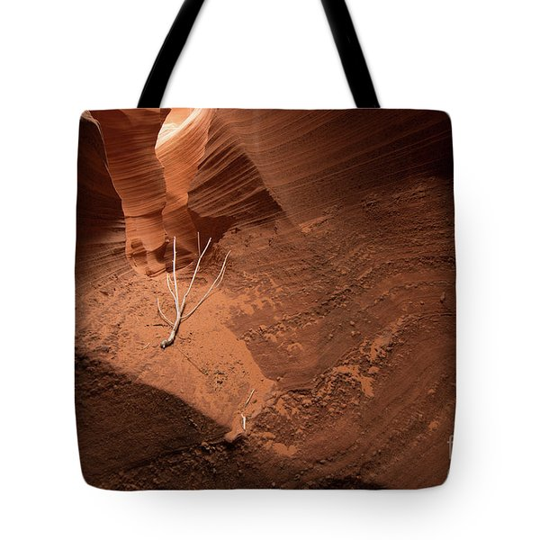Deep Inside Antelope Canyon Tote Bag