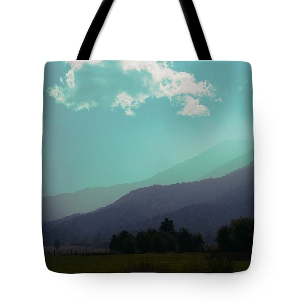 Deep Layers Tote Bag by Ivana Westin