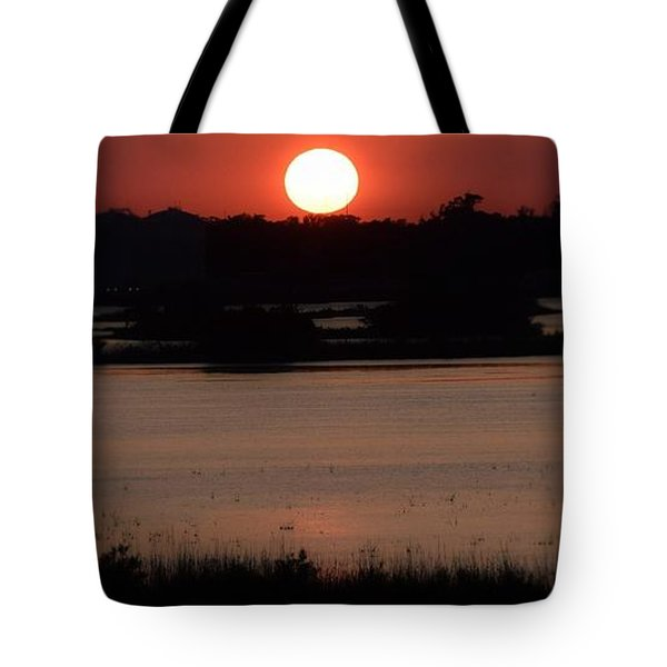 Deep Louisiana Tote Bag by John Glass