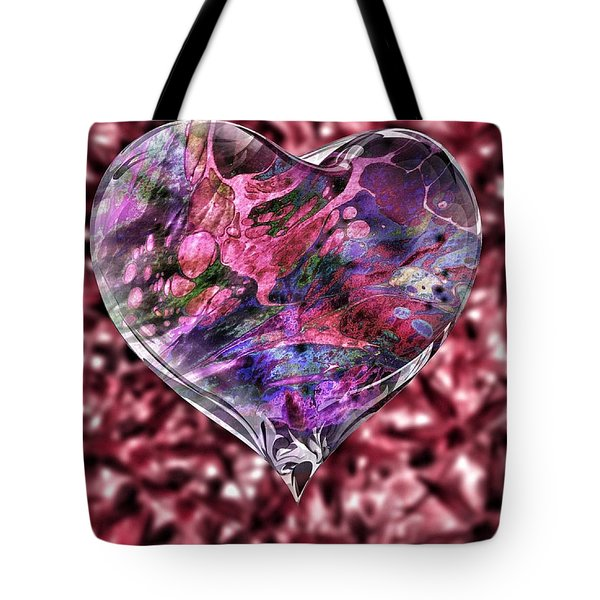 Deep Love Tote Bag