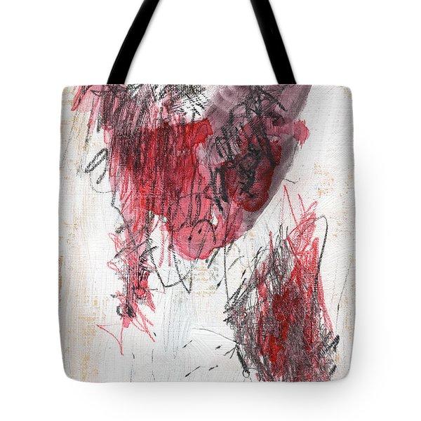 Deep Meat Tote Bag