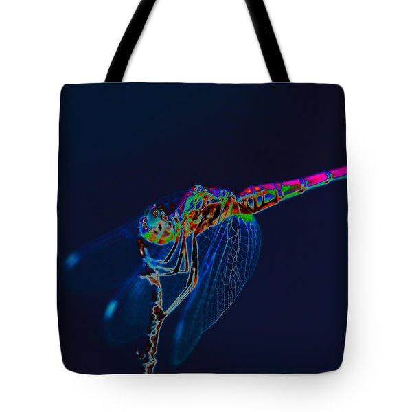 Deep Ocean Dragon Tote Bag by Richard Patmore