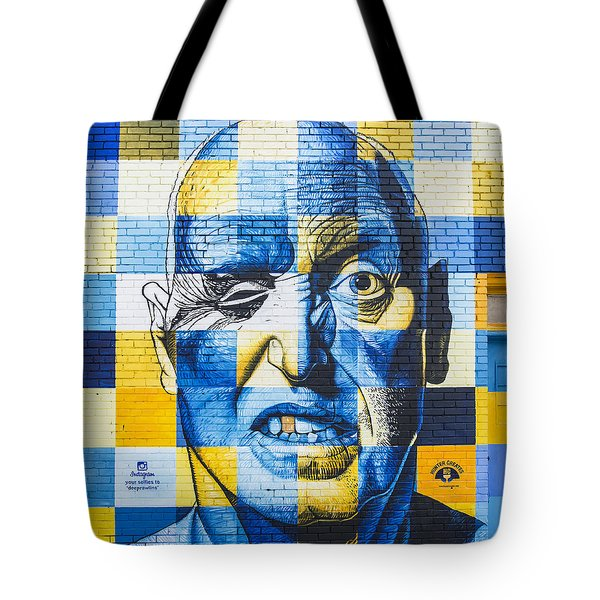 Deep Rawlins Tote Bag by Steve Hunter
