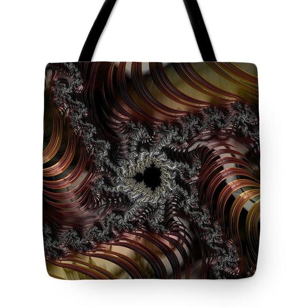 Deep Roots Tote Bag