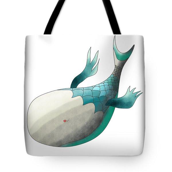 Deep Sea Fish Tote Bag