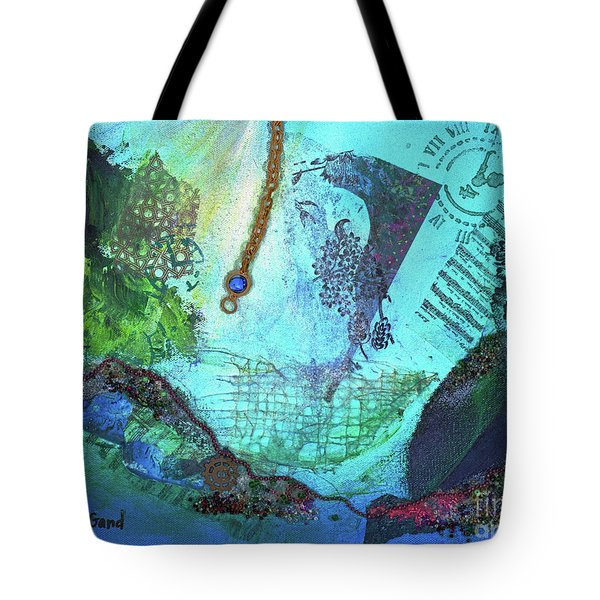 Deep Sea Life Tote Bag