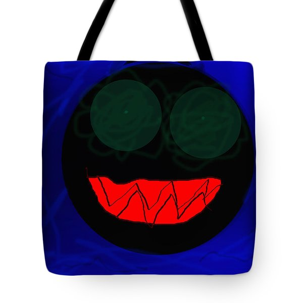 Deep Sea Tote Bag