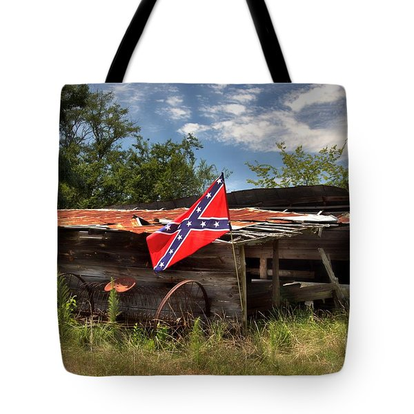 Deep South Farm Tote Bag