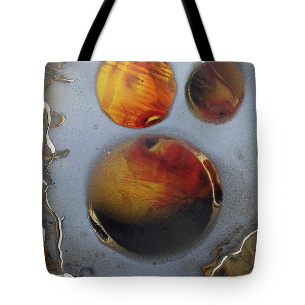 Deep Space Tote Bag by Arlene  Wright-Correll