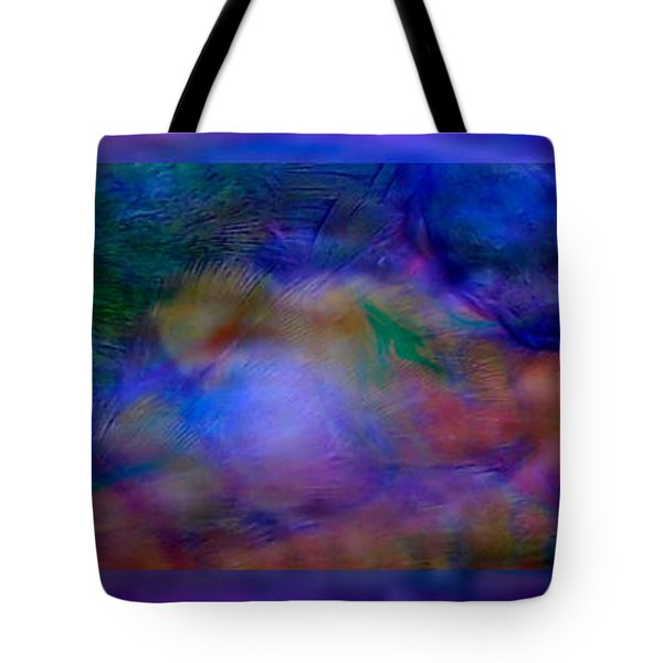 Deep Waters Tote Bag