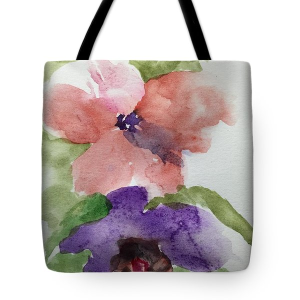 Deep Within Tote Bag by Trilby Cole