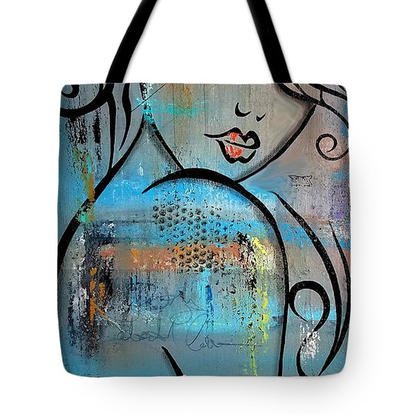 Deeper Love Tote Bag
