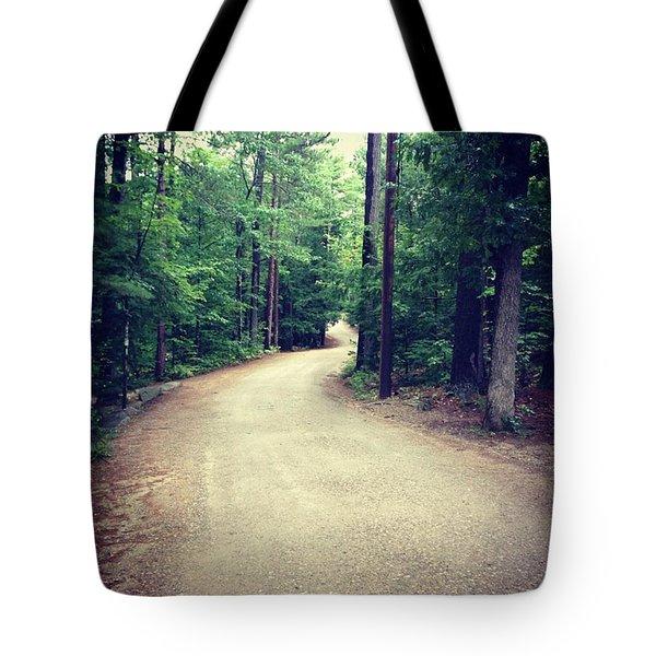 Deephaven Road  Tote Bag