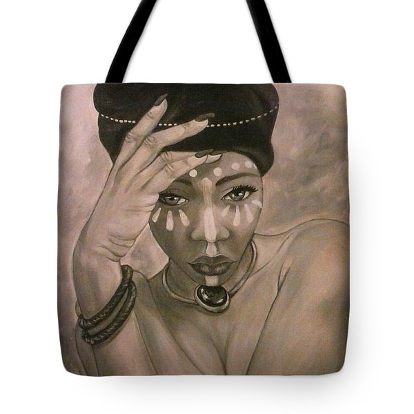 Deeply Rooted Tote Bag by Jenny Pickens