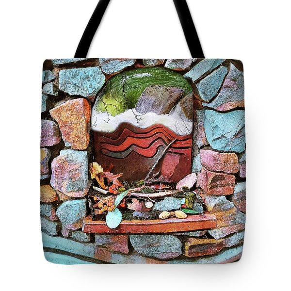 Deer Creek Altar Tote Bag