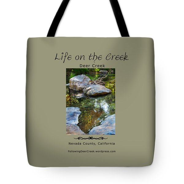Deer Creek Point Tote Bag