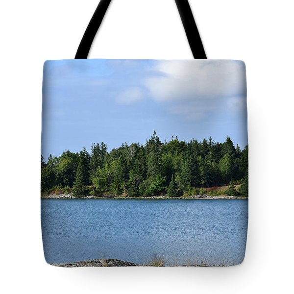 Deer Isle, Maine No. 5 Tote Bag