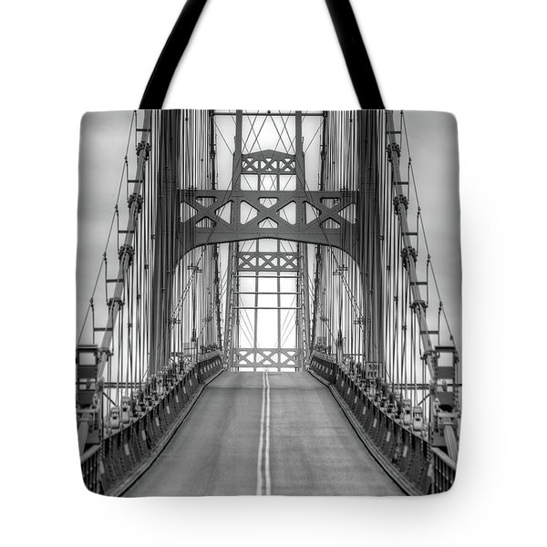 Deer Isle Sedgwick Bridge Tote Bag