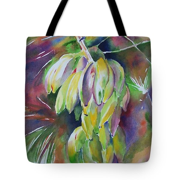 Dee's Bananas Tote Bag