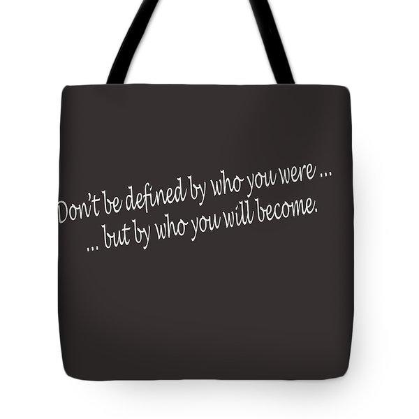 Tote Bag featuring the photograph Defined by Mark Alan Perry