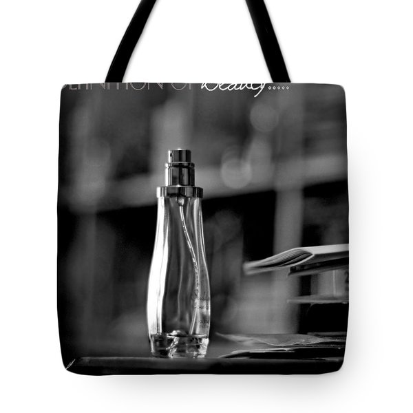 Definition Of Beauty Tote Bag