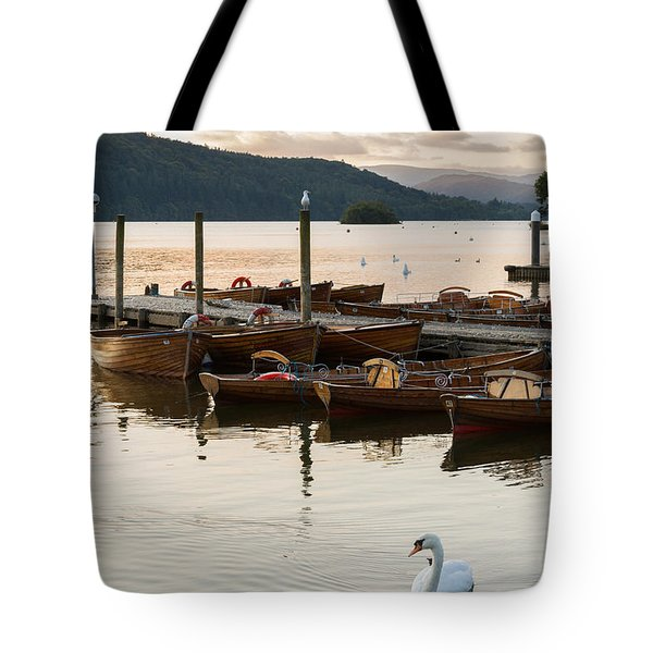Definition Of Serenity Tote Bag