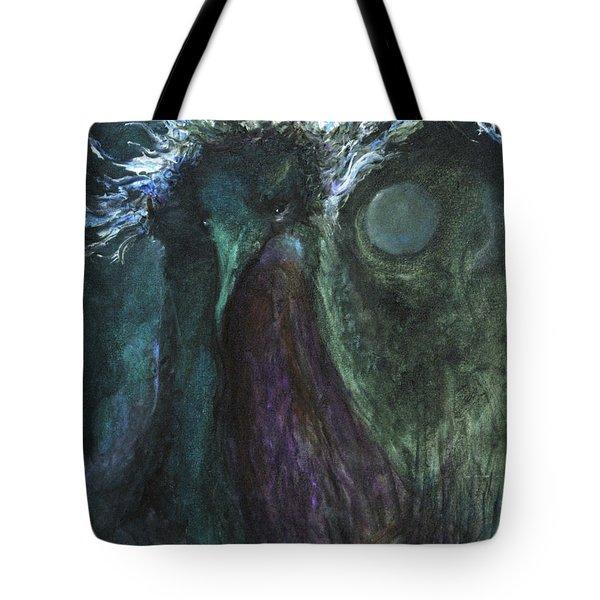Deformed Transcendence Tote Bag by Christophe Ennis