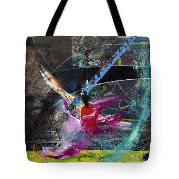 Degenerate Art Tote Bag by Antonio Ortiz