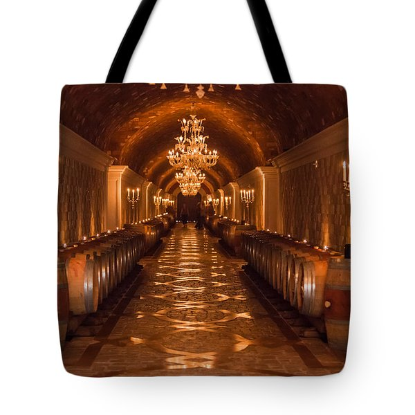 Del Dotto Wine Cellar Tote Bag