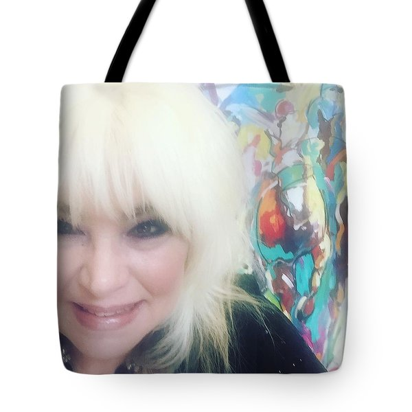 Del Mar Artist Tote Bag