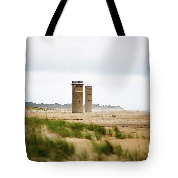 Delaware Towers Tote Bag
