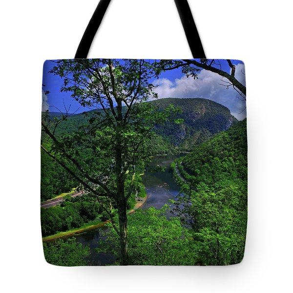 Delaware Water Gap Tote Bag