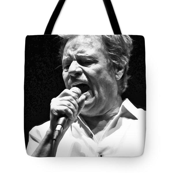 Delbert Mcclinton Sings The Blues Tote Bag