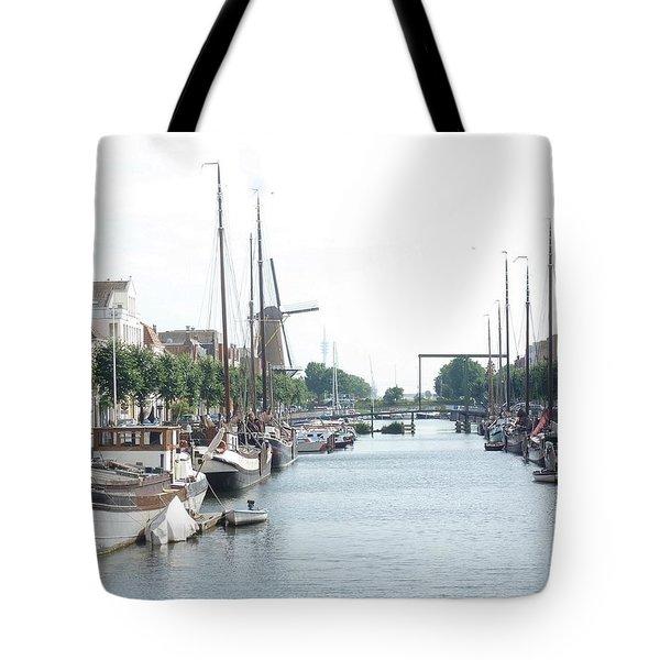 Delfshaven Tote Bag