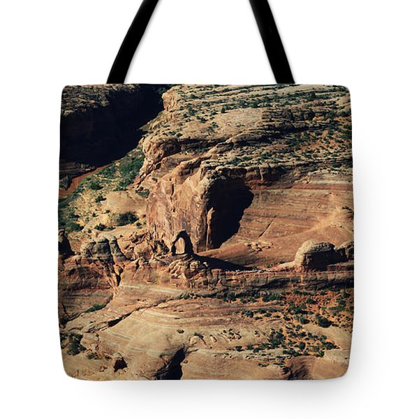 Delicate Arch In Arches National Park Tote Bag
