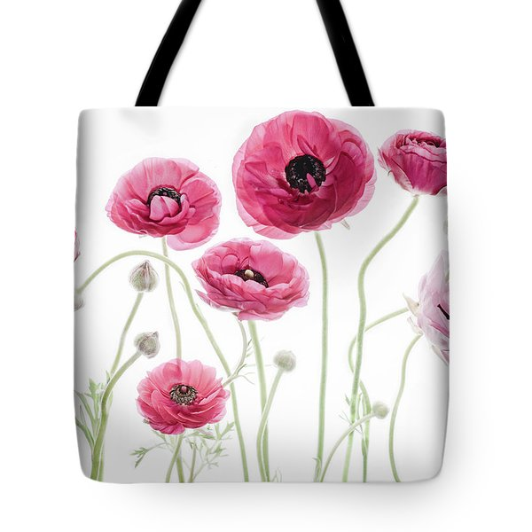 Delicate Arrangement Tote Bag