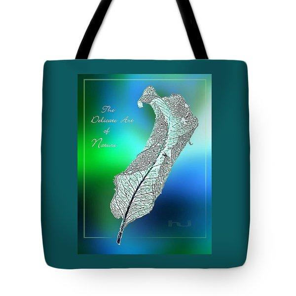 Delicate  Art Tote Bag