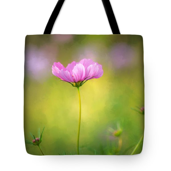 Delicate Beauty Tote Bag by John Rivera