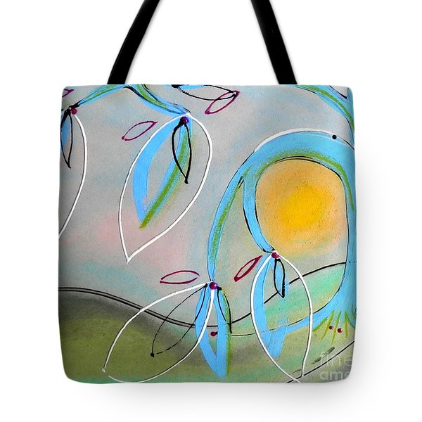 Delicate Charms Tote Bag