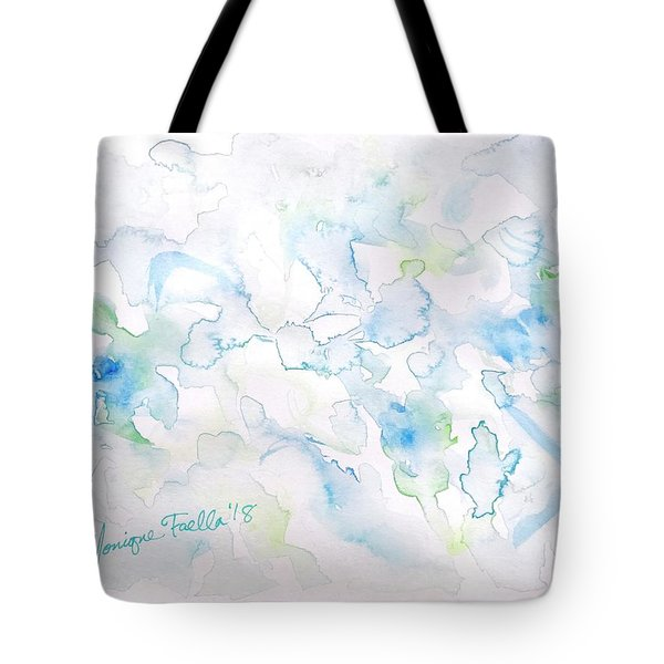 Delicate Elegance Tote Bag