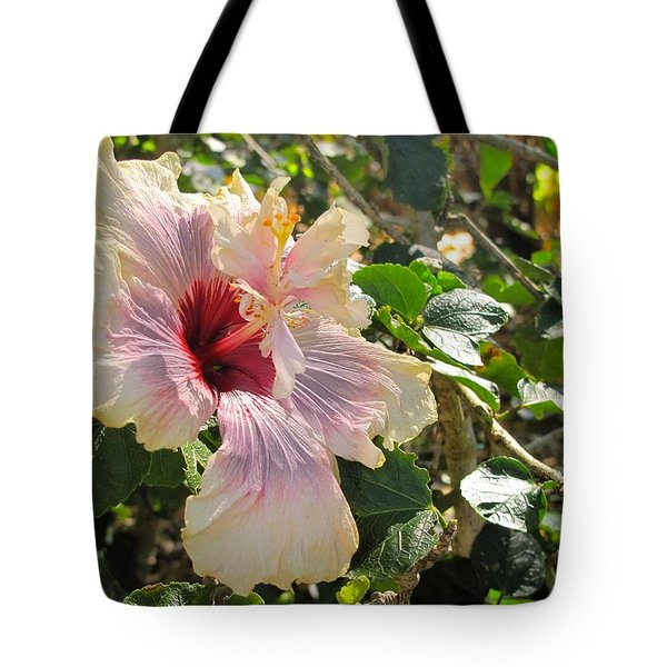 Delicate Expression Tote Bag