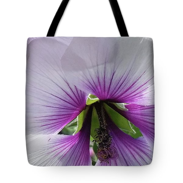 Delicate Flower 2 Tote Bag