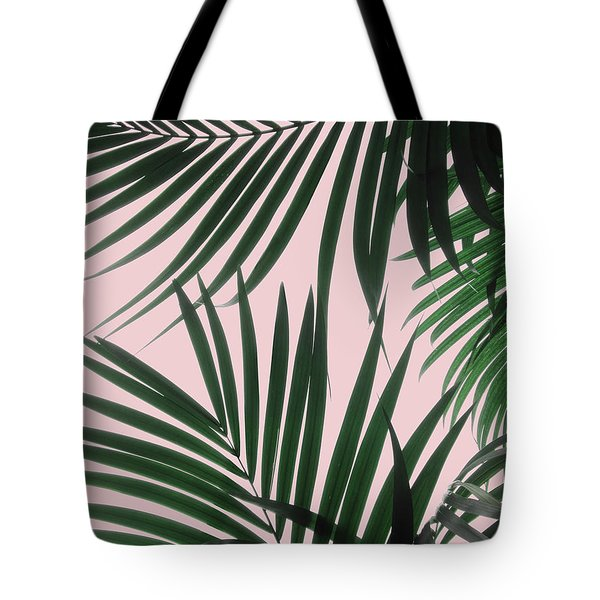 Delicate Jungle Theme Tote Bag